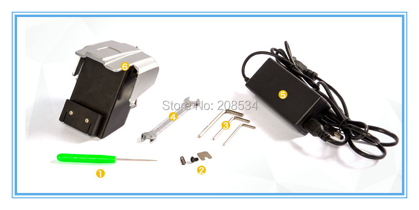 JD16 akumuliatoriaus surišimo įrankis plastikiniam PET PP - Įrankių komplektai - Nuotrauka 5