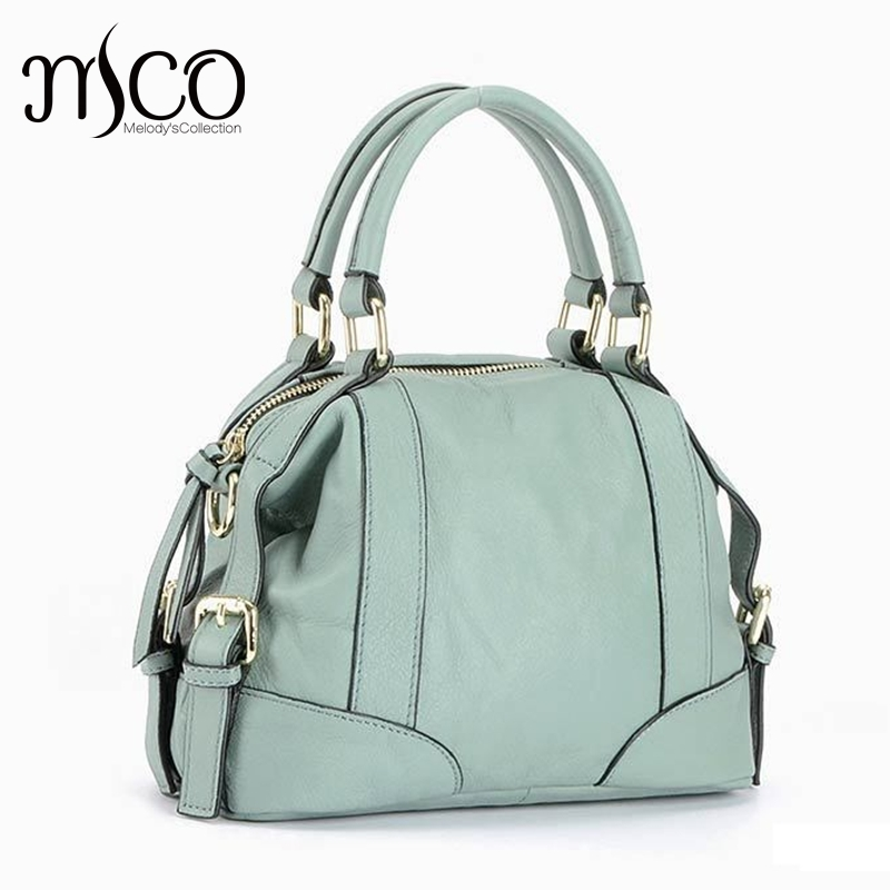 Genuine Leather Handbags Women Bags Designer High Quality Top-handle bags vintage Small Tote Ladies Shoulder Bag Bolsa Feminina women genuine leather casual real cowhide tote bags vintage soft small trunk shoulder handbags solid tassels bolsa feminina