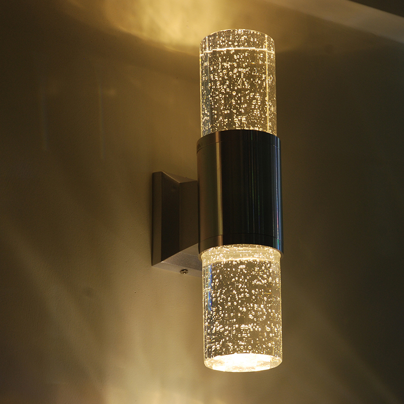 Wall Lamps Living Room Contemporary Curtains Wonderland Creative Led Bubble Crystal Lamp Cartoon Home Decoration Lighting Children Gift High Quality Wl In From Lights