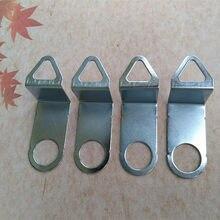 50PCS Metal Clock Hook Quartz Clock Movement Mechanism Hanger for DIY Wall Clock