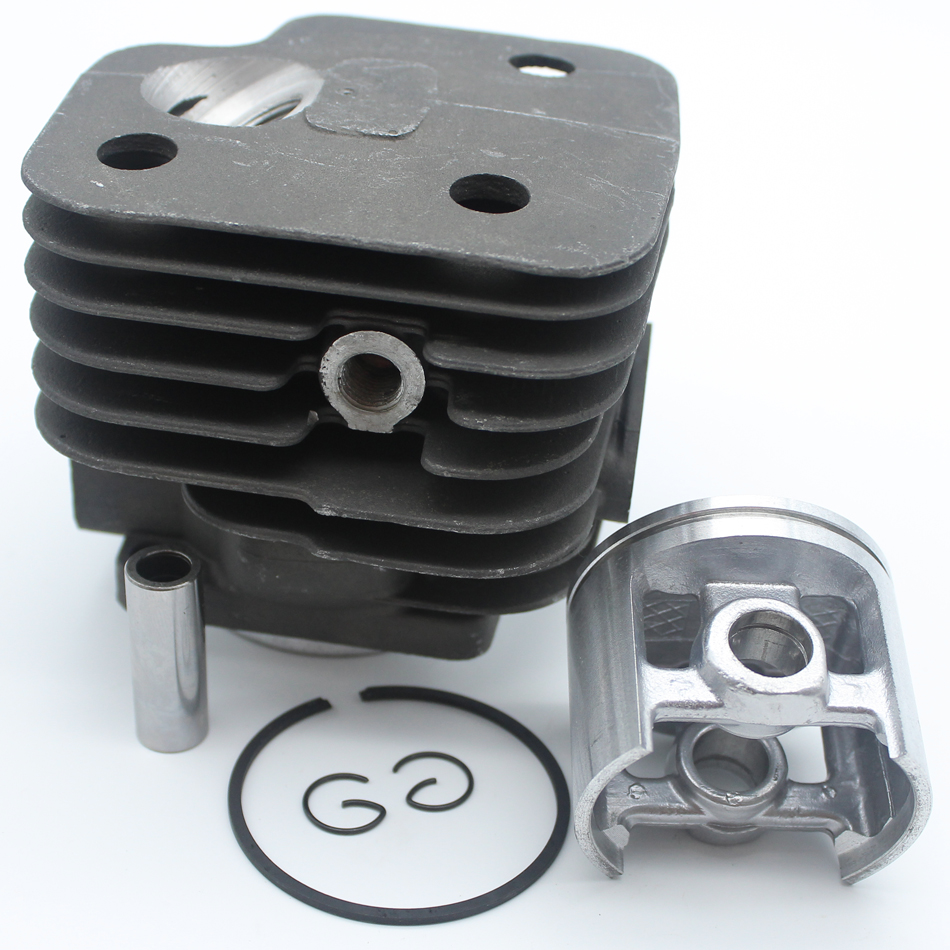 Tools : NIKASIL 52MM CYLINDER PISTON FOR HUSQVARNA 61 268 272 272K 272XP Chainsaw Engine Motor Parts 503758172