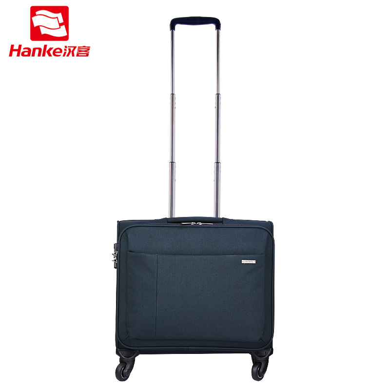 Hanke Business Travel Suitcase Rolling Wheel Luggage Spinner Case Luggage Bag Unisex Carry-Ons Boarding Case H8703