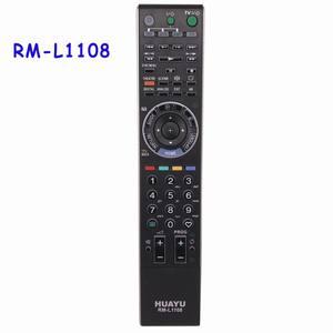Image 1 - Mando a distancia RM L1108 para SONY, Mando de TV LCD LED con KDL 40XBR de retroiluminación para SONY TV RM ED033 GA019