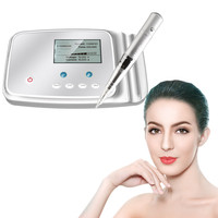 FAMISOO M6 Professional Digital Semi Permanent Makeup Machine Set Eyebrow Eyeliner Lips Beauty Tattoo Pen Gun Control Kit Needle
