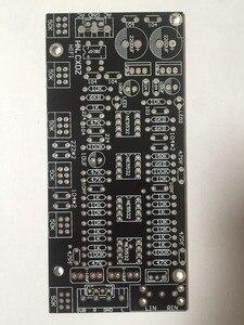 Image 2 - Fannyda DIY altı kolları yükseltilmiş versiyonu NE5532 ton kurulu 2.1 kanal ev amplifikatörler ön sahne ön panel PCB boş tahta
