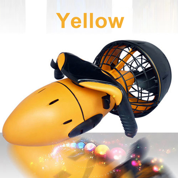 цена на New Water Sea Scooter Underwater Dual Speed Water propeller Underwater Diving Sea Scooter Pool Equipment 300W