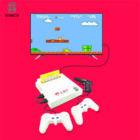 9 Bit Subor Bit Childhood Classical TV Game Player Family Interaction Game Consoles 400 In 1