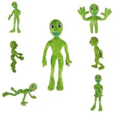 2018 самая популярная игрушка Dame Tu Cosita Martian Man плюшевые игрушки и мягкие животные лягушка зеленые танцы чужой плюш зеленая лягушка танцы