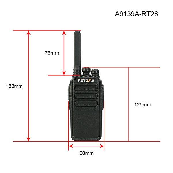 Radio RT28 Last Frequency 6
