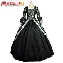 1860S Civil War Gothic Dress/Victorian dresses/Renaissance Dress Vintage Costumes