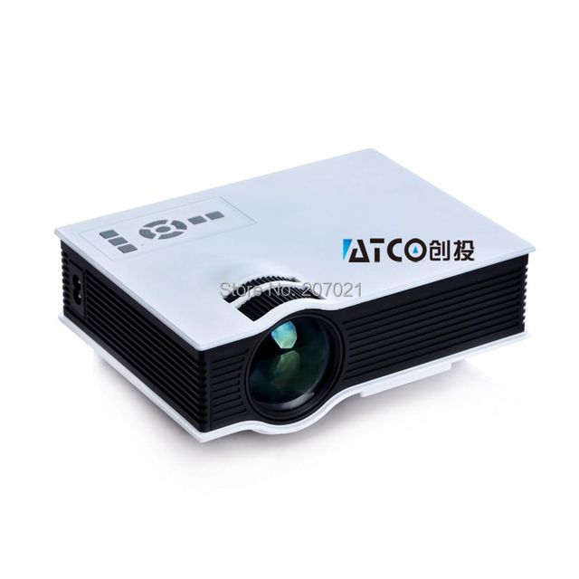 Buy genuine uc40 mini projector hd 3d for Where to buy pocket projector