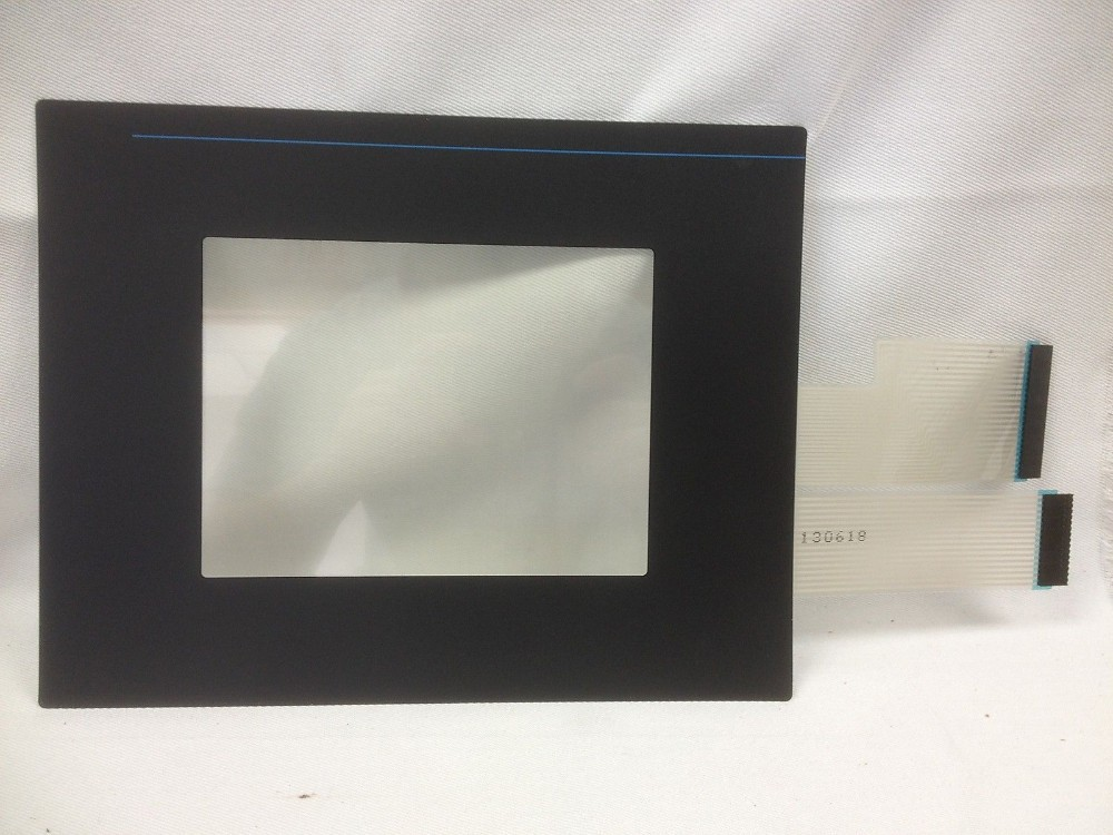 2711-T9A8 Touch screen + Protect flim overlay for AB 2711-T9 series PanelView Standard 900 Color , FAST SHIPPING цена