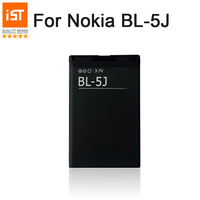 100 IST BL 5J Original Mobile Phone Battery For Nokia BL 5J 5230 5232 5800 5900