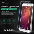 Для Xiaomi Redmi Pro 9 H Защитная Пленка Anti Scratch Ультратонкий 0.3 Мм Анти Fingerprintfree Доставка Закаленное Стекло