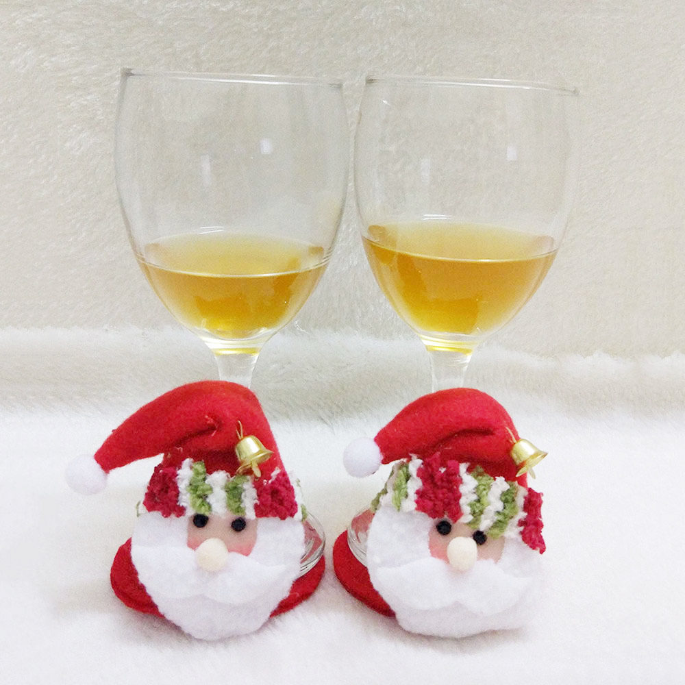 Natal handmade10pcs lot christmas decorations for home for Christmas decorations home bargains
