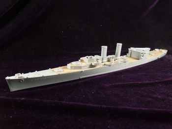 Trumpeter model ARTWOX 05310 San Francisco American No. wooden 1944 deck AW10068