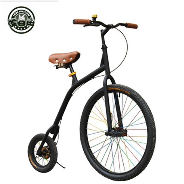 Love Freedom Student bike male and female cyclist cyclist recreational leisure adult size wheel British city commuter car