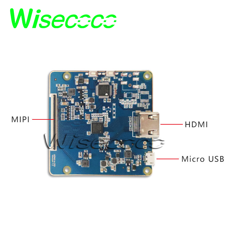 HDMI MIPI control board for H139BLN01.0 fit for 3D printer/VR/Head-set video play/game accessory image