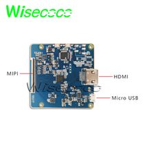 HDMI MIPI control board for H139BLN01.0 fit for 3D printer/VR/Head-set video play/game accessory