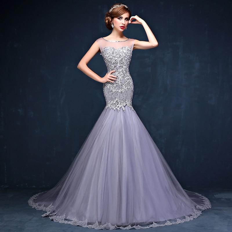 Online buy wholesale winter wedding dresses from china for Winter mermaid wedding dresses