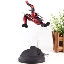 Creator X Creator X MEN Deadpool Dead Figure Action Marvel PVC Collection ของเล่น(China)