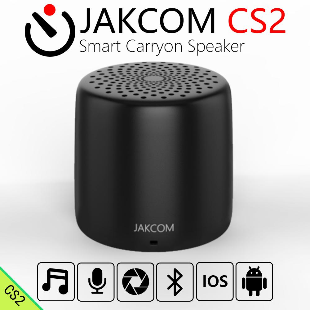 JAKCOM CS2 Smart Carryon Speaker Smart Bluetooth Speakers Music with microphone for Android ios system phones