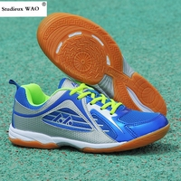 Light Weight li ning Men Sports Tennis Badminton Shoes Breathable Table Tenis Ping Pong Shoe Sneakers Professional Kids Training