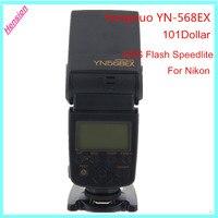Yongnuo YN 568EX For Nikon YN 568EX HSS Flash Speedlite YN 568 For D5200 D5100 D5000