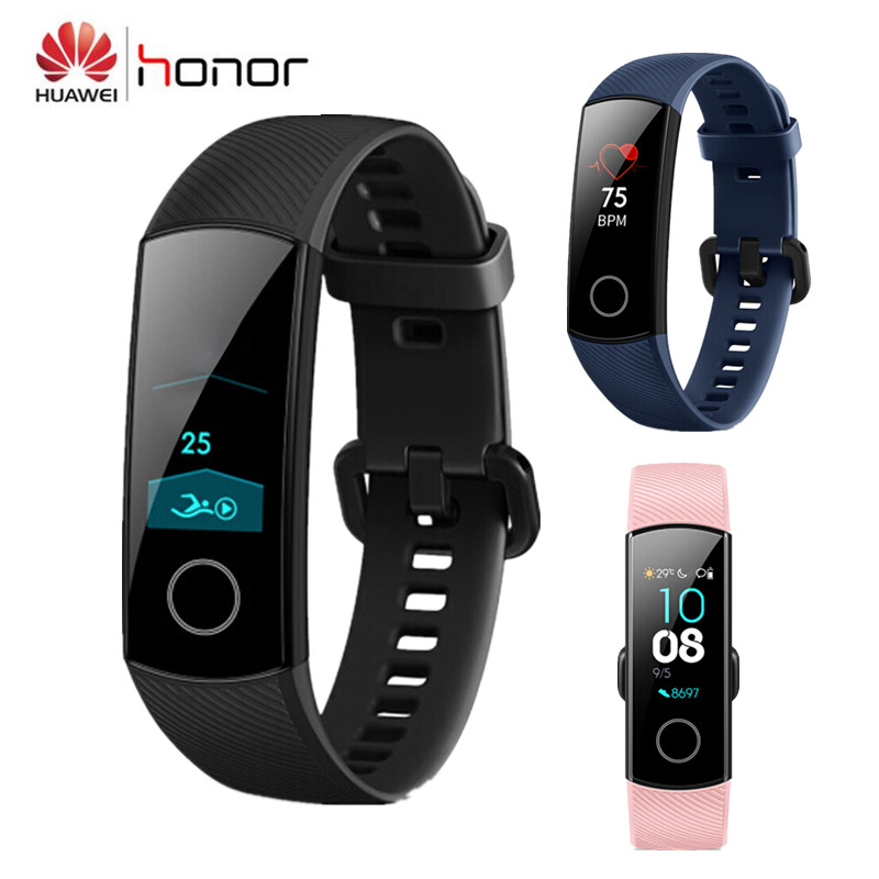 Huawei Honor Band 4 bracelet intelligent Amoled couleur 0.95