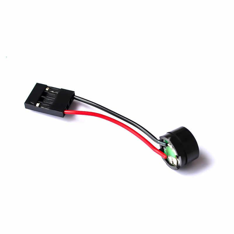 Aiyima 2Pcs Mini Audio Speaker Papan Utama Buzzer Komputer Chassis Buzzer DIY Alarm Speaker untuk PC Interanal BIOS Komputer