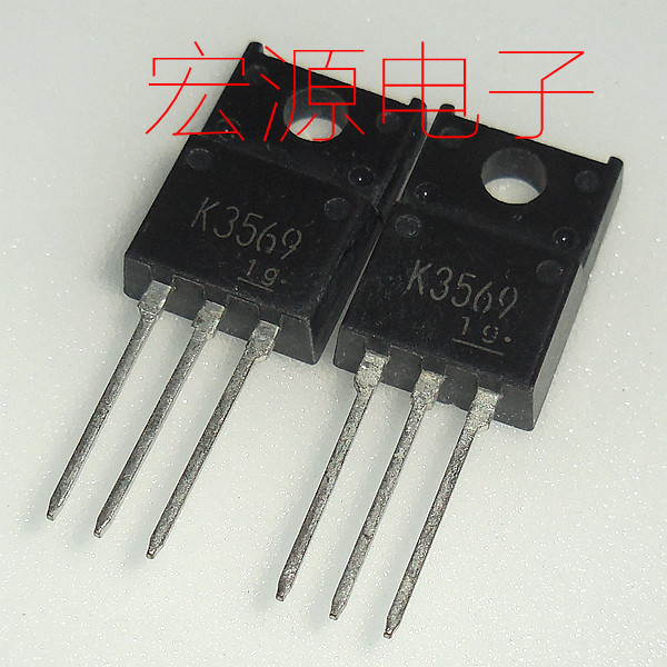 1Pcs Mosfet N Channel 2SK3569 K3569 Tos Ic New it