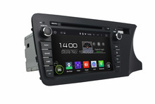 1024*600 Quad Core HD 2 din 8″ Android 5.1 Car dvd player for Honda CITY 2014 Right With Radio GPS 3G WIFI Bluetooth TV USB DVR