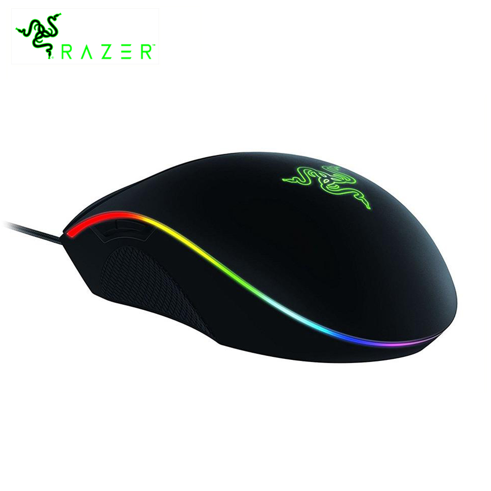 D'origine Razer Diamondback Filaire Souris De Jeu Rétro-Éclairage RGB 16000 dpi Ambidextre souris de jeu Pour Ordinateur PC Portable De Bureau