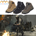 New 2017 Fast reverse automatic deduction BOA lacing system/tactical and lightweight damping outdoor protection military Shoe