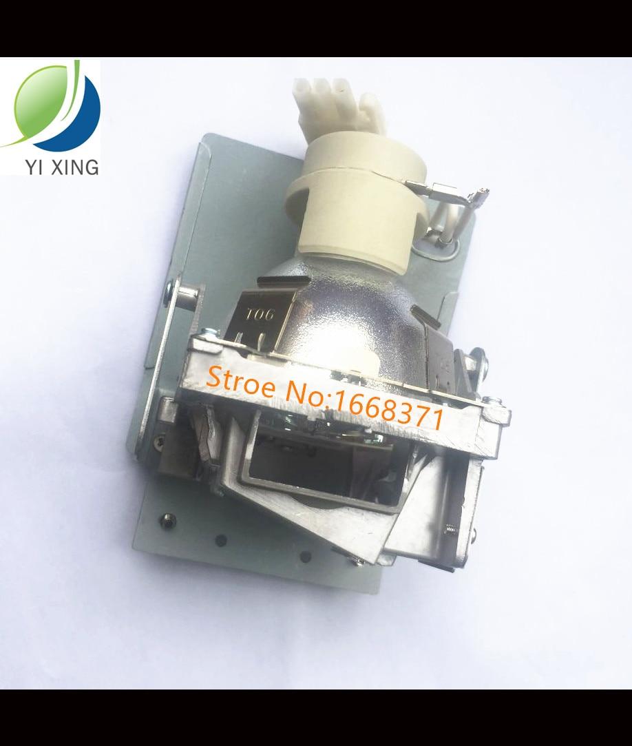 VIVITEK 5811118154-SVV Original bare lamp with housing P-VIP 190/0.8 E20.8 for VIVITEK D551/D552/D554/D555/D557W projector проекторы vivitek qumi q3 plus black