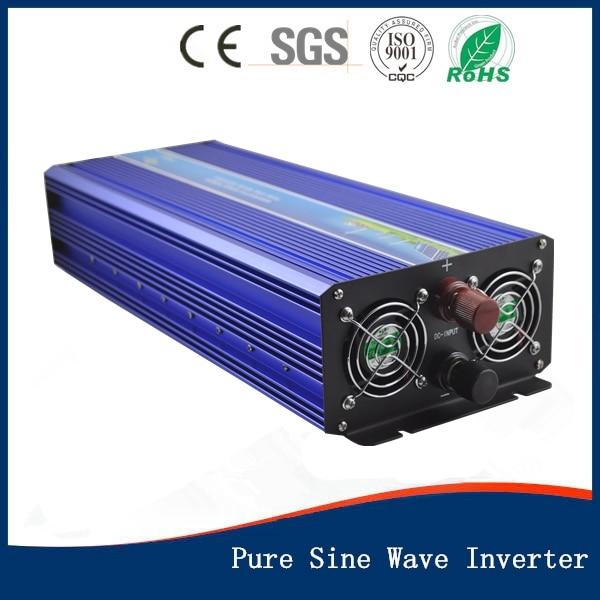 все цены на 2016 New Inverters 2000W/2KW Pure Sine Wave Power Inverter (surge power 4KW) DC12V/DC24V/DC48V to AC110V/AC220V 50HZ/60HZ онлайн