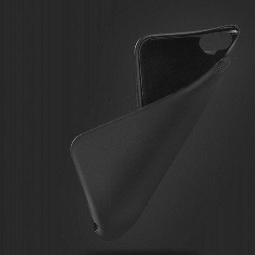 TPU Soft Matte Case For iPhone 6 6s Plus 5 <font><b>5s</b></font> <font><b>SE</b></font> 7 7 Plus 8 Plus 10 For iPhone X Silicone Case Cover Mobile <font><b>Phone</b></font> Bag