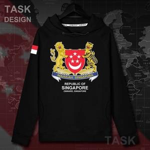 Singapura Singapura SG Singapura PEC mens pullovers do hoodie hoodies men Sportswear treino camisola streetwear roupas 20