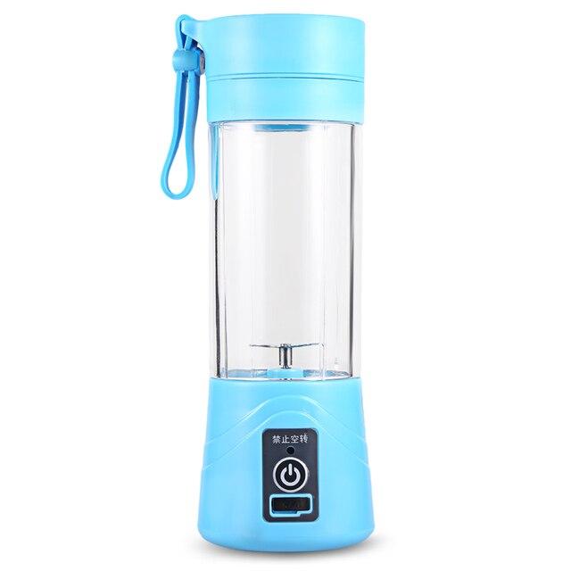 Multipurpose 380ml Portable Blender Juicer Mixer 3