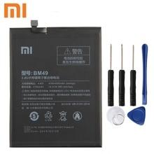Xiao Mi Xiaomi Mi BM49 Phone Battery For Xiao mi Max BM49 4760mAh Original Battery + Tool все цены