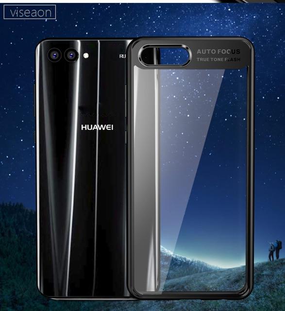 88b2260e6879 For HUAWEI Nova 2S Case Cover Shockproof Transparent Case For Huawei nova 2s  Hard PC Back Cover For Nova 2s Capa coque 6.0