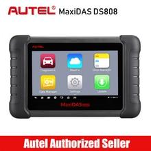 Autel MaxiDAS DS808 All System Car Diagnostic Tool Automotive Code Reader Scanne