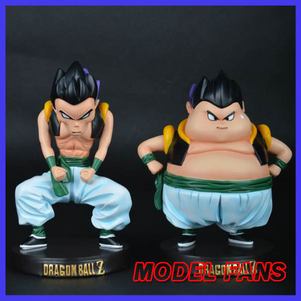 MODEL FANS Dragon Ball GK 15cm fat and thin Gotenks gk spot resin figure for collection martyrs faith hope and love and their mother sophia 3d model relief figure stl format religion for cnc in stl file format