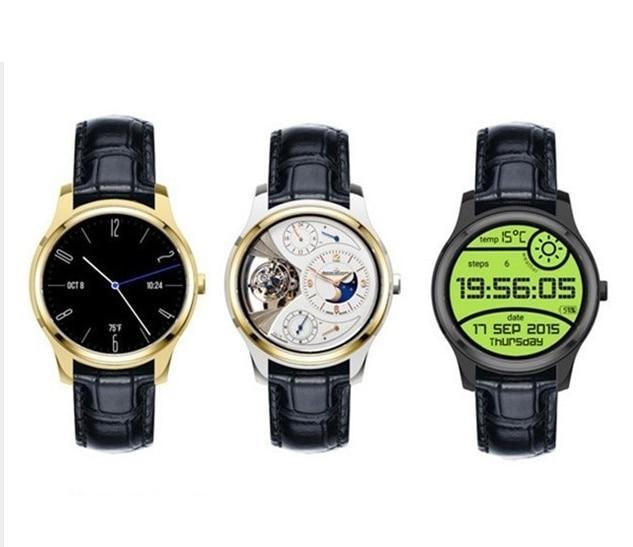 Fashion Smart Watch heart rate monitor Bluetooth Smart Watch for font b iPhone b font 6