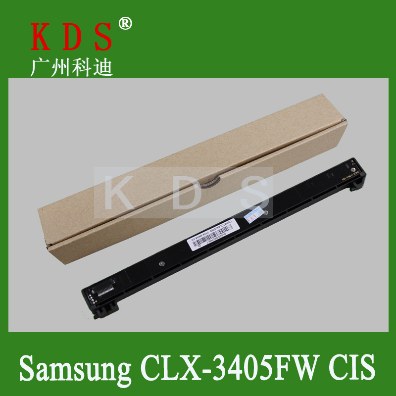 Free Shipping officejet parts CIS sensor  for samsung CLX-3405FW  Printer with Scanner Part in black free shipping cis scanner for brother mfc 210c printer parts