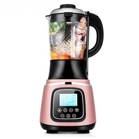 Blenders Multi function broken wall cooking machine heating automatic soybean milk baby.