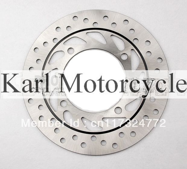 For HONDA CB400 VTEC round Motorcycle rear brake disc plate Motorcycle parts for honda cb400 vtec cb 1 vrx400 cb750 1300 modified chrysanthemum motorcycle rear brake disc plate