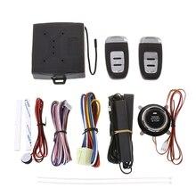 new 1 Set Auto Car Security Alarm Smart