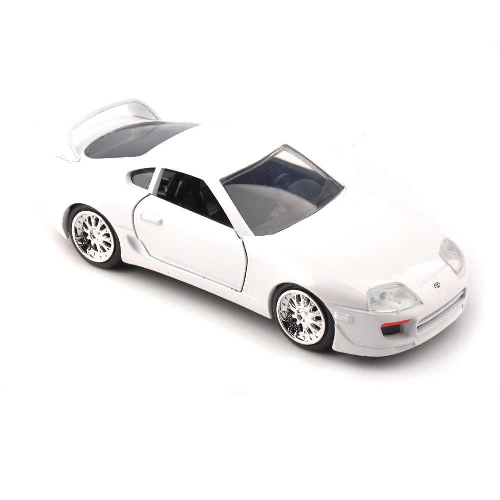 1/32 modelo de vehículo de juguete coche Jada Aleación de plástico Subaru Chevy Toyota pantalla coche niños juguetes colección de regalo
