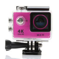 Hot Ultra HD 4K 1080P WIFI Camera Action Camera 2 0 Inch LCD Display 12MP 170D
